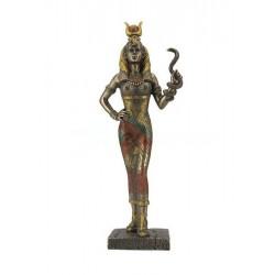 Hathor Egyptská Bohyně Soška