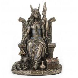 Bohyně Frigga soška