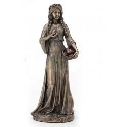 Bohyně Idunn soška