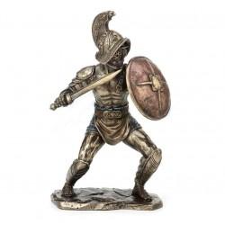 Gladiátor Murmillo soška