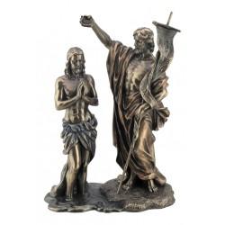 Jan Křtitel a Ježíš soška