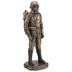 Steampunk Aeronaut
