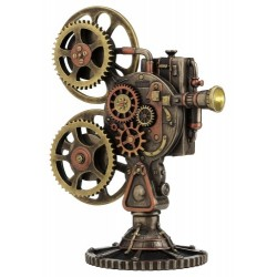 Steampunk Projektor