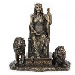 Bohyně Kybelé soška