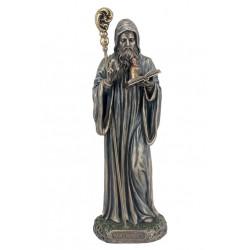 Svatý Benedikt soška