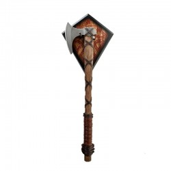 Vikingové-Sekera Ragnar Lothbrok