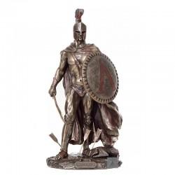 Soška Král Leonidas