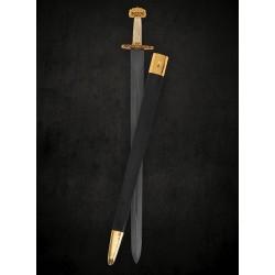 Meč Vikingský Damaškový Ballinderry